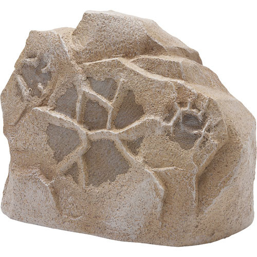 "Boston Acoustics VRS5S Voyager 5-1/4"" Outdoor Rock Speaker (Sandstone)"