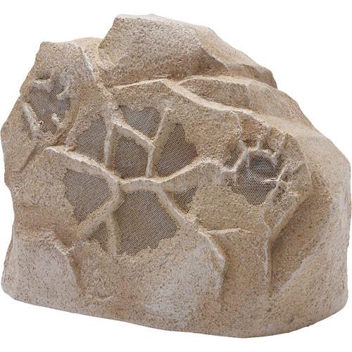 "Boston Acoustics VRS8T2S Voyager 8"" Outdoor Rock Speaker (Sandstone)"