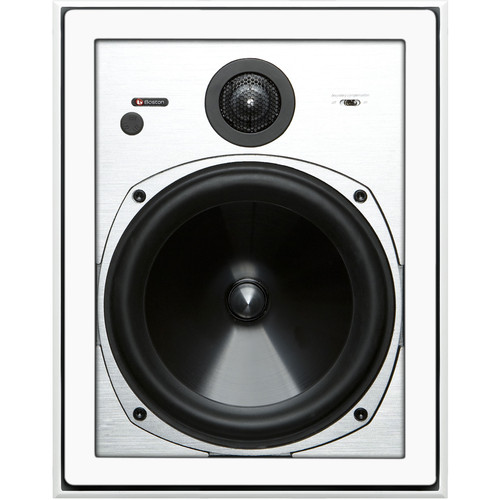 "Boston Acoustics VSi 585 8"" 2-Way In-Wall LCR Speaker"