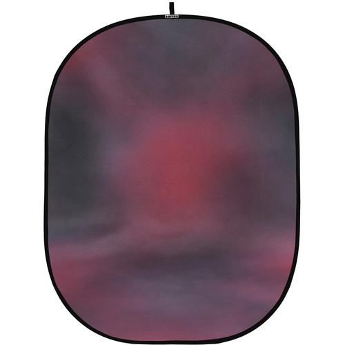 Botero #003 CollapsibleBackground (5x7') (Gray, Pink, Reddish)