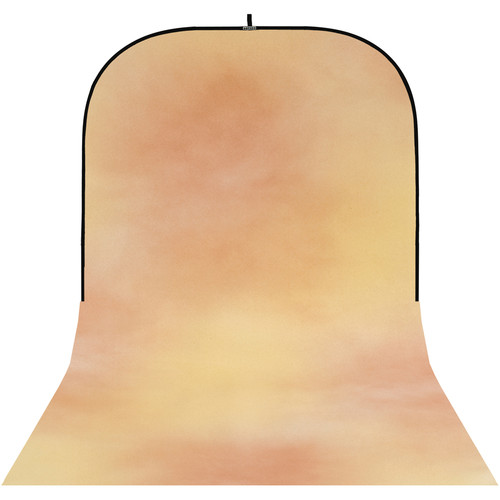 Botero #014 Super Collapsible Background (8x16', Gold, Yellow)