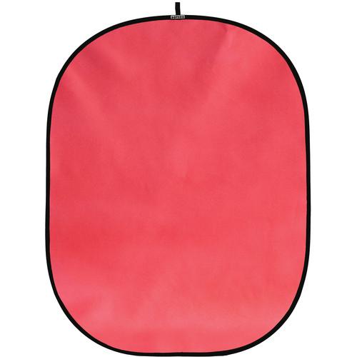 Botero #024 CollapsibleBackground (5x7') (Red/Pink)