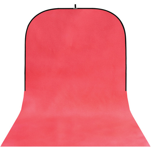 Botero #024 Super Collapsible Background (8x16', Neon Pink)