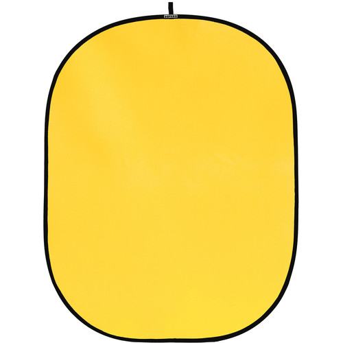 Botero #025 CollapsibleBackground (5x7') (Yellow)