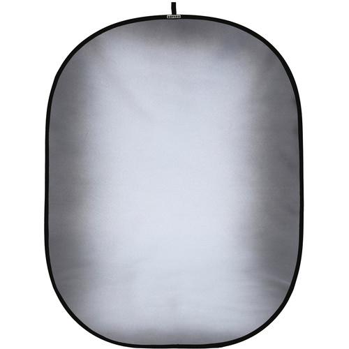 Botero #032 CollapsibleBackground (5x7') (Dark Grey, Light Center)