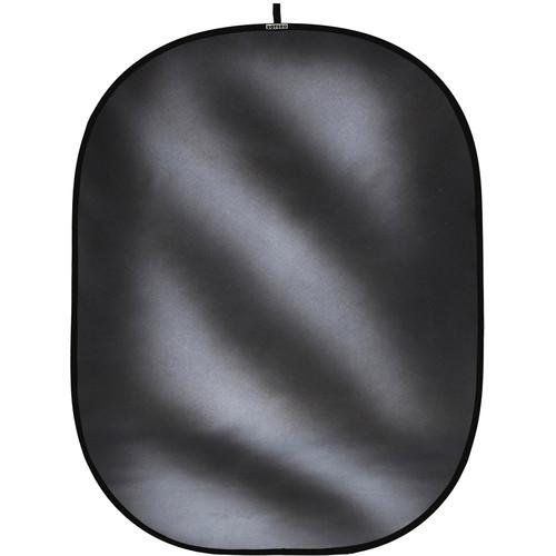 Botero #034 CollapsibleBackground (5x7') (Streaked Grey)