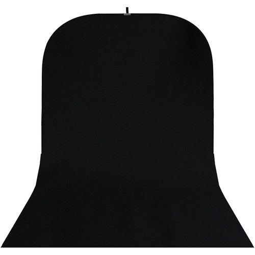 Botero #035 Super Collapsible Background (8x16', Black)