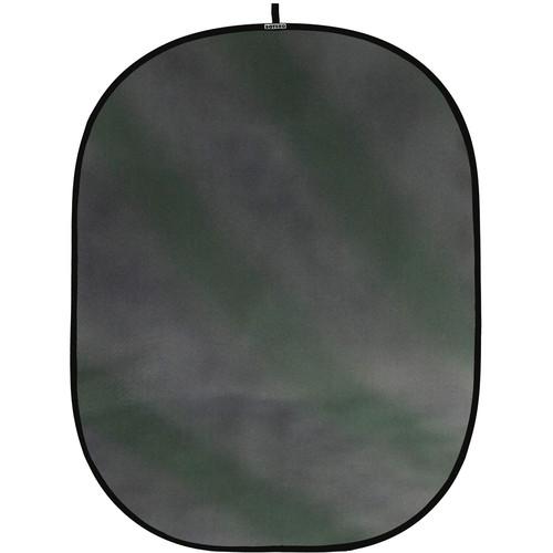 Botero #020 CollapsibleBackground (5x7') (Streaked Grey)