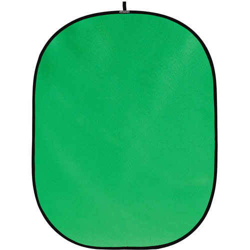 Botero #026 Collapsible Background - 5x7' - Chroma-Key Green