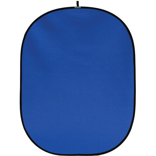 Botero #027 Collapsible Background - 5x7' - Chroma-Key Blue