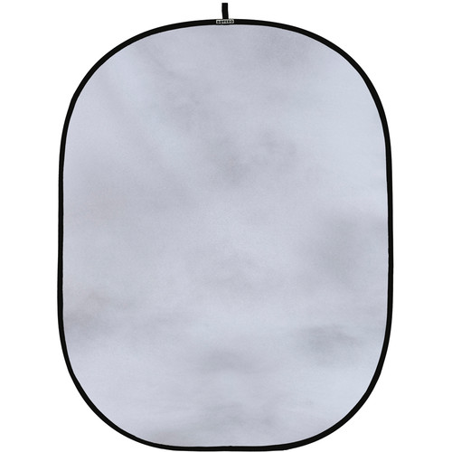 Botero #038 CollapsibleBackground (5x7') (Dark, Medium Grey)