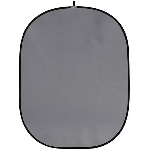 Botero #050 CollapsibleBackground (5x7') (Medium Gray)
