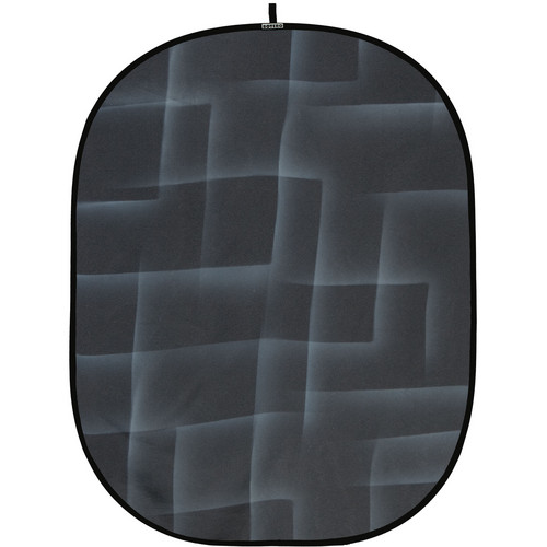 Botero 062 Collapsible Background (5 x 7', Black, White)