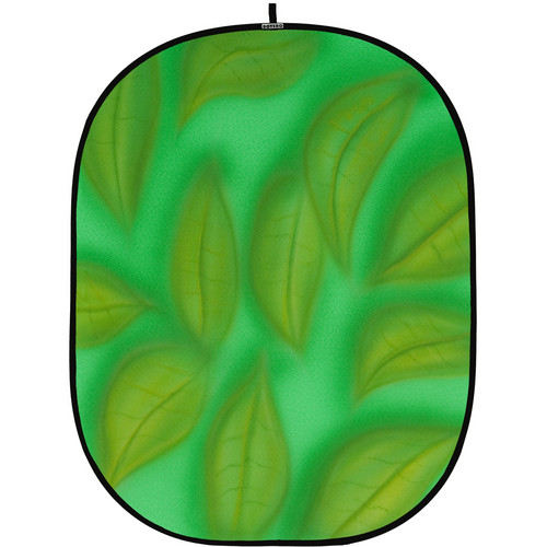 Botero 063 Collapsible Background (5 x 7', Green, Yellow)