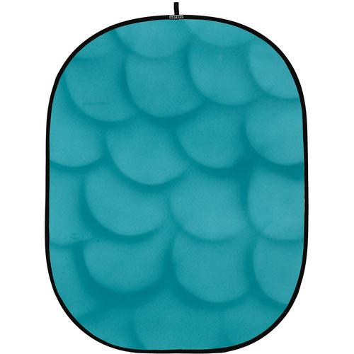 Botero 070 Collapsible Background (5 x 7', Aquamarine)