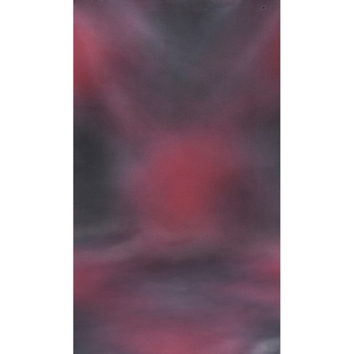 Botero #003 Muslin Background (10x12', Dark Gray, Fucsia)