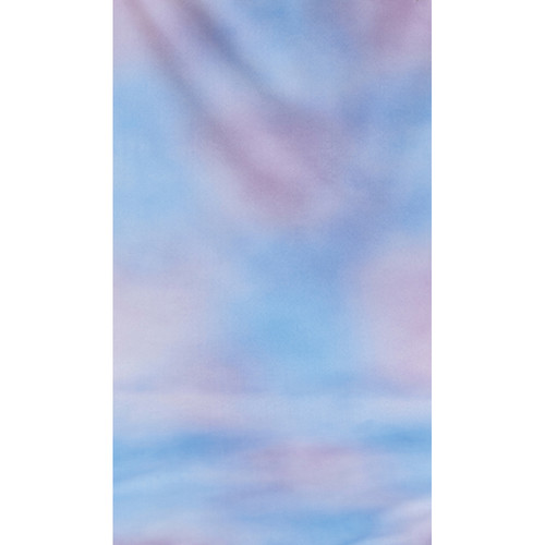 Botero #006 Muslin Background (10x12', Sky Blue, Pink)