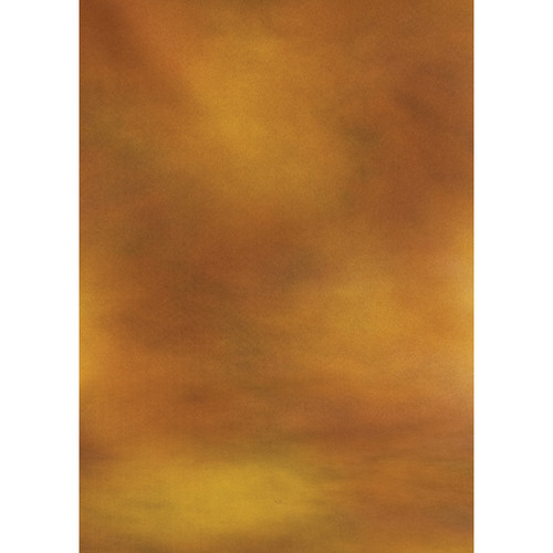 Botero #010 Muslin Background for the Rotary System (5x7', Brown, Gold)