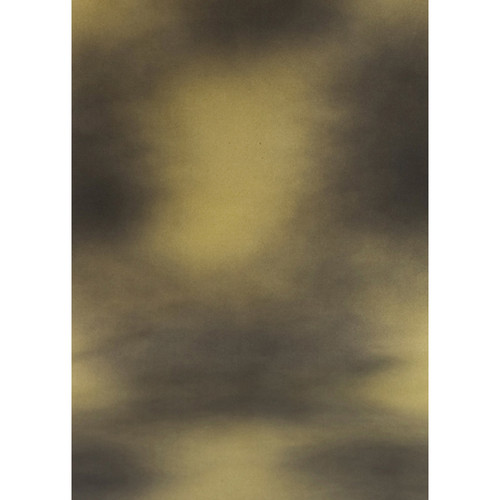Botero #016 Muslin Background for the Rotary System (5x7', Black, Yellow)