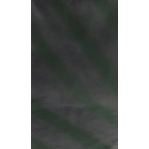 Botero #020 Muslin Background (10x12', Streaked Green, Gray)