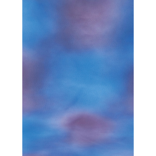 Botero #028 Muslin Background for the Rotary System (5x7', Blue, Violet)