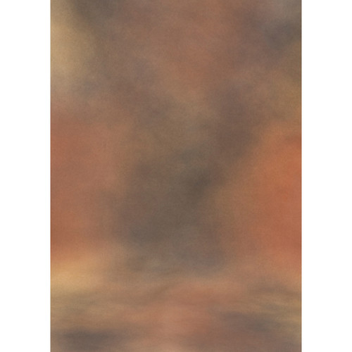 Botero #029 Muslin Background for the Rotary System (5x7', Brown, Gold, Gray)