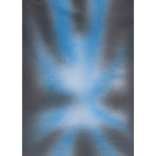Botero #030 Muslin Background for the Rotary System (5x7', Gray, Blue, White)