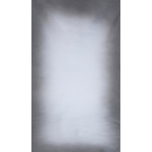 Botero #032 Muslin Background (10x24', Dark Gray, White)
