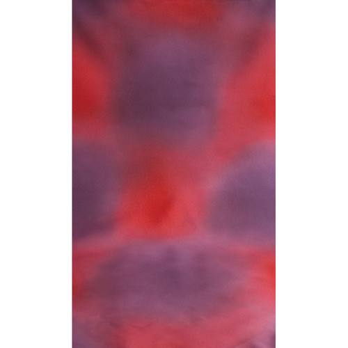 Botero #043 Muslin Background (10x12', Violet, Red)