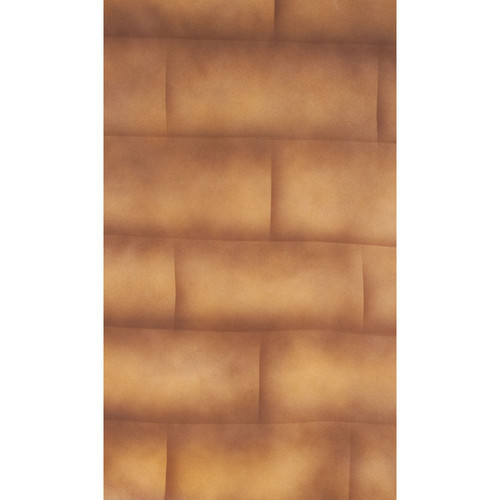Botero M05757 Muslin Background for Rotary System ONLY (5 x 7', Brick Brown, Beige)