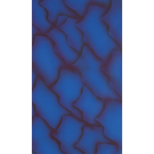 Botero #060 Muslin Background (10 x 12', Blue, Brown )