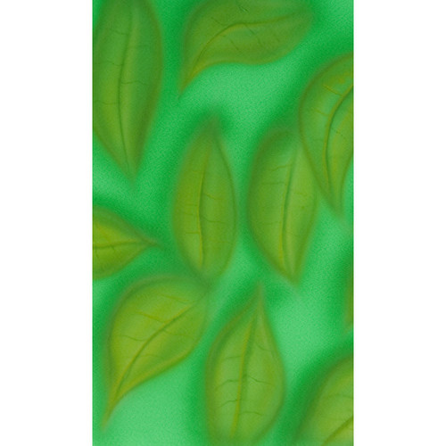 Botero #063 Muslin Background (10 x 12', Green, Yellow )