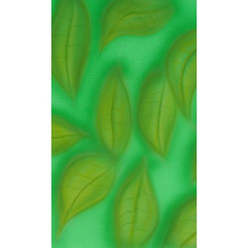 Botero #063 Muslin Background (10 x 24', Green, Yellow )