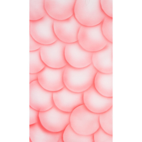 Botero M06657 Muslin Background for Rotary System ONLY (5 x 7', Fuchsia, White)