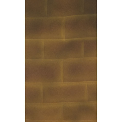 Botero #069 Muslin Background (10 x 24', Brick Brown, Yellow )