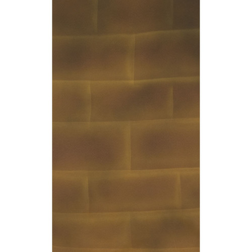 Botero M06957 Muslin Background for Rotary System ONLY (5 x 7', Brick Brown, Yellow)
