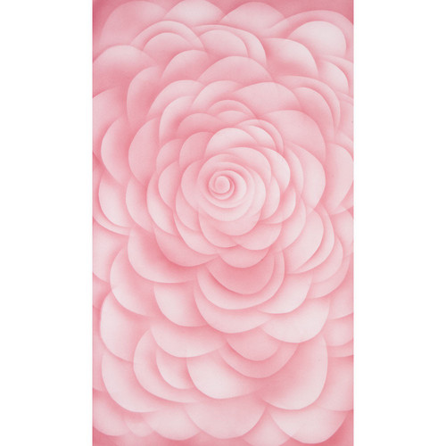 Botero M07157 Muslin Background for Rotary System ONLY (5 x 7', Pink)