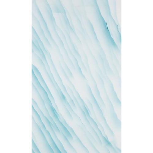 Botero #073 Muslin Background (10 x 24', Light Blue, White )