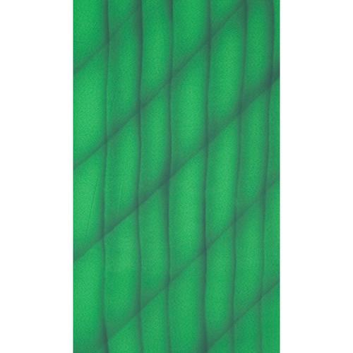Botero #074 Muslin Background (10 x 24', Green, Dark Green )