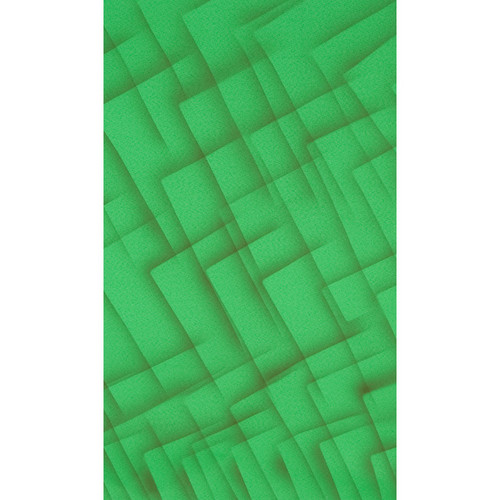 Botero #075 Muslin Background (10 x 12', Green, Brown )