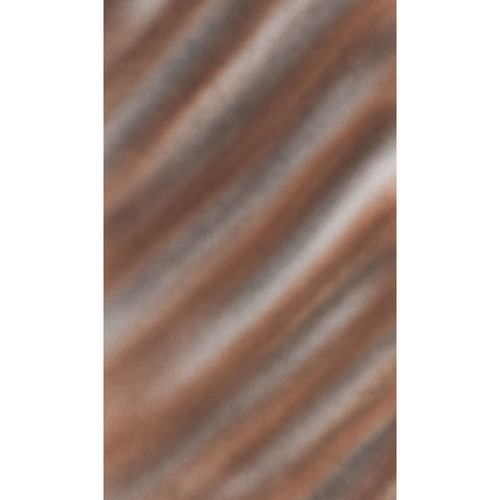 Botero #077 Muslin Background (10 x 12', Brown, Gray, White )