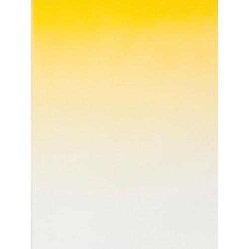 Botero #408 Muslin Graduated Background (5 x 7', Yellow, White)