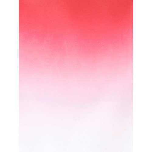 Botero #410 Graduated Muslin Background (5 x 7', Pink, White)