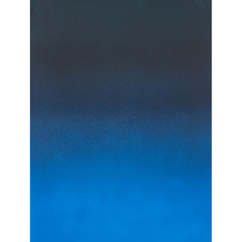 Botero #57 Graduated Muslin Background (5 x 7', Black, Blue)