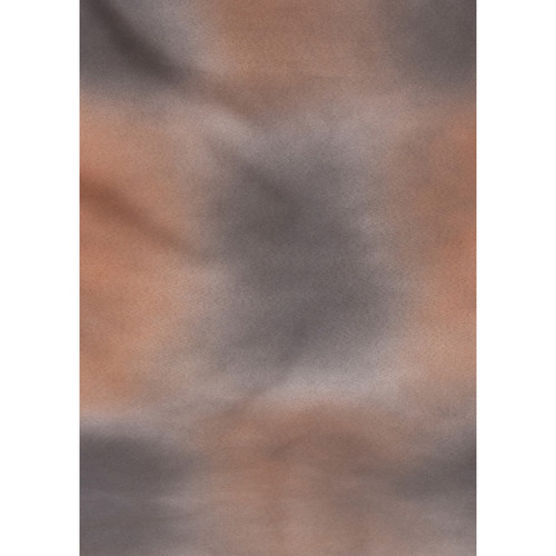 Botero #040 Muslin Background for Rotary System ONLY (5 x 7', Slate, Orange, Green)