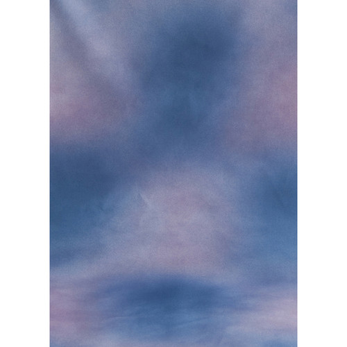 Botero #048 Muslin Background for Rotary System ONLY (5 x 7', Blue, Violet)