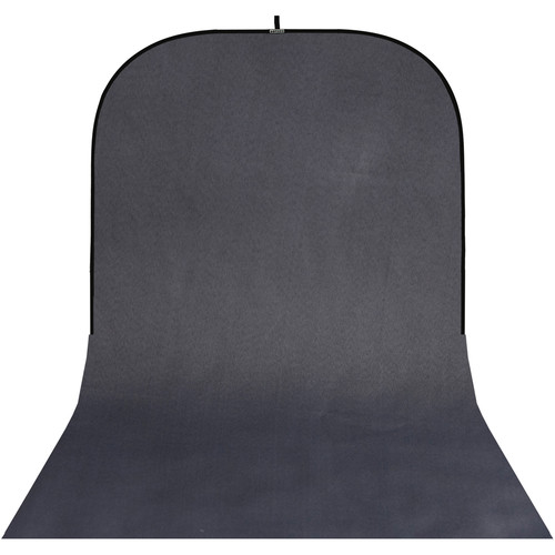 Botero #023 Super Collapsible Background (8x16', Dark Gray Texture)
