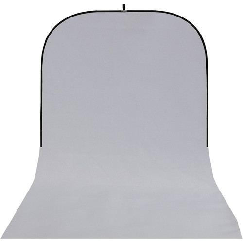 Botero #049 Super Collapsible Background (8x16', Light Gray)