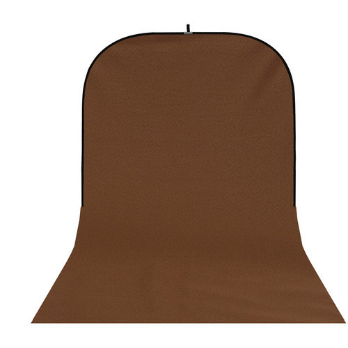 Botero #052 Super Collapsible Background (8x16', Brown)