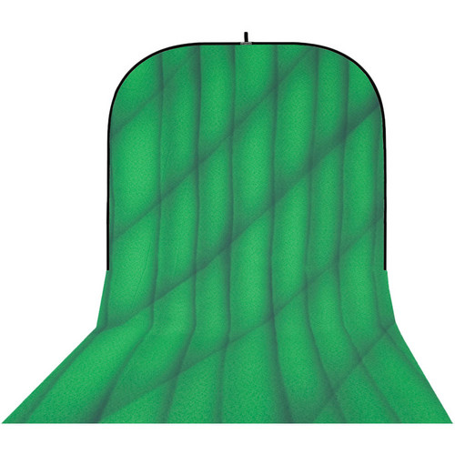 Botero 074 Supercollapsible Background (8 x 16', Green, Dark Green)
